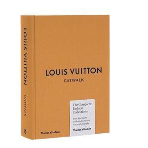 """Louis Vuitton Accents - NEW: XL Louis Vuitton """"Catwalk"""" Book + Bonus"""